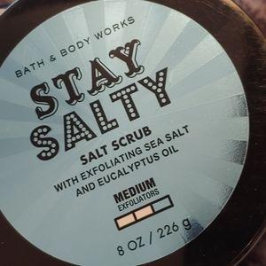 Stay Salty Bath & Body Works Scrub